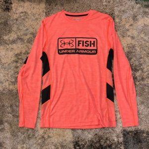 UNDER ARMOUR Long Sleeve Fishing Shirt
